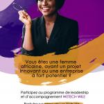 WETECH organise la première édition du programme Women Innovative Leaders and Entrepreneurs (WILE)